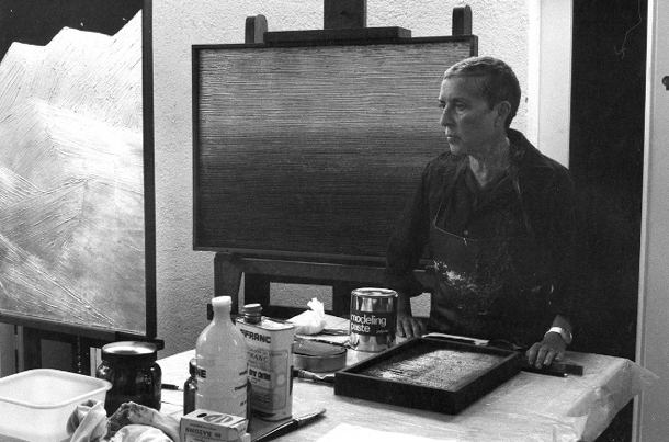 Anna-Eva Bergman, dipingere la luce