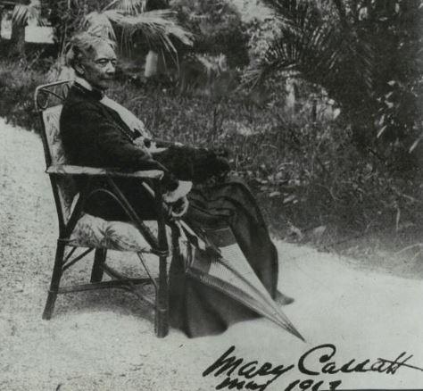 Mary Cassatt (1844-1926): la femme qui peignait les femmes dans un siècle d'hommes