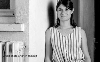 Interview de Morgane Porcheron